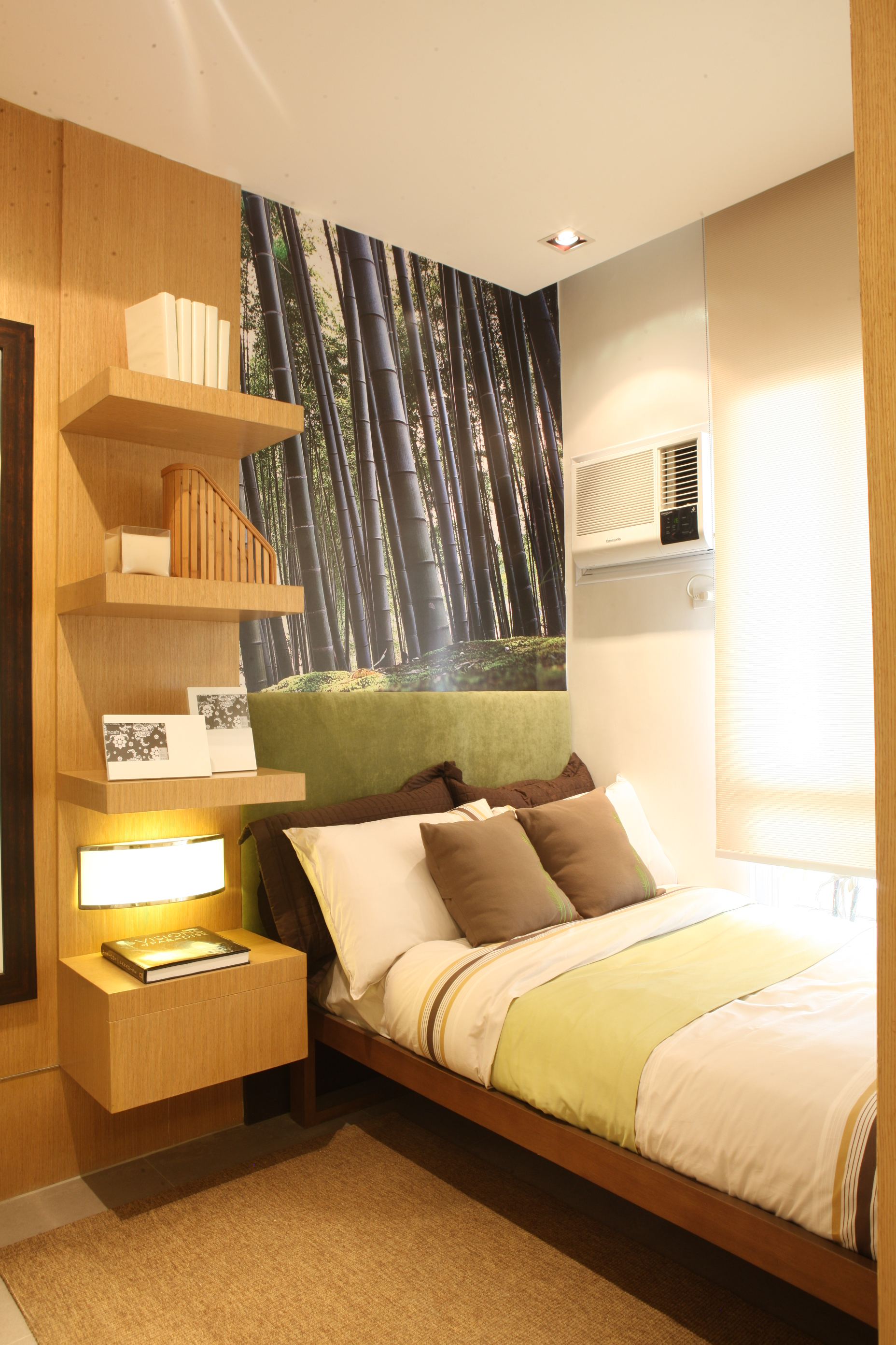 Small condo design pictures joy studio design gallery for Bedroom ideas philippines