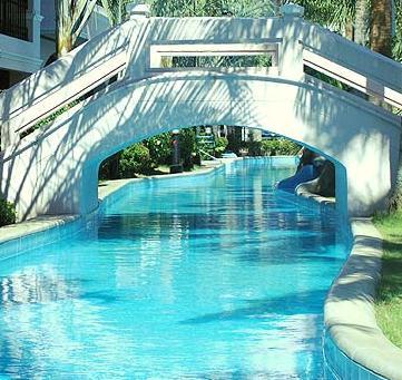 watercamp resort pool